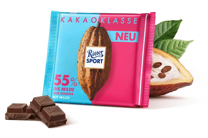 Czekolada gorzka 55% kakao