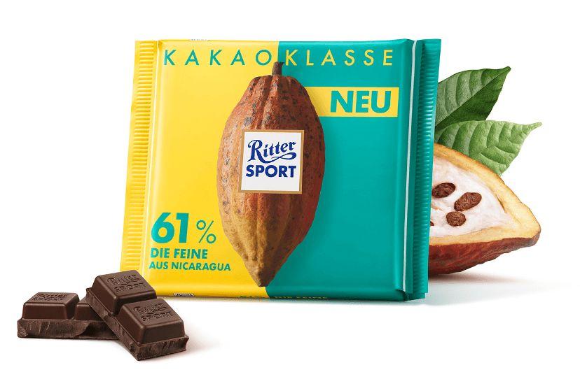 Czekolada gorzka 61% kakao