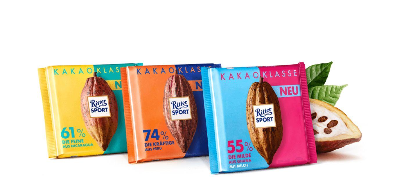 Nowal linia czekolad gorzkich RS